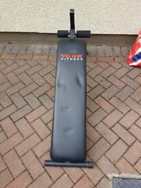 Workout bench fitness