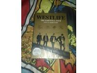 Westlife farewell tour dvd - brand new & sealed