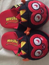 Moshi monster slippers