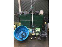 Rodney Firmin RTF Pond Filters & Equipment