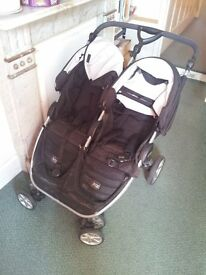 Britax Double Baby Stroller
