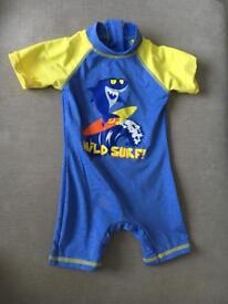 Baby boy wetsuit 6-9 months