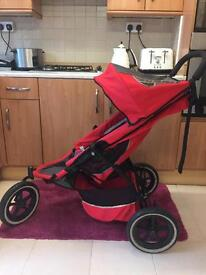 Phil and teds Explorer Pushchair
