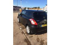 2010 Suzuki Swift 3 door hatch back low genuine mileage