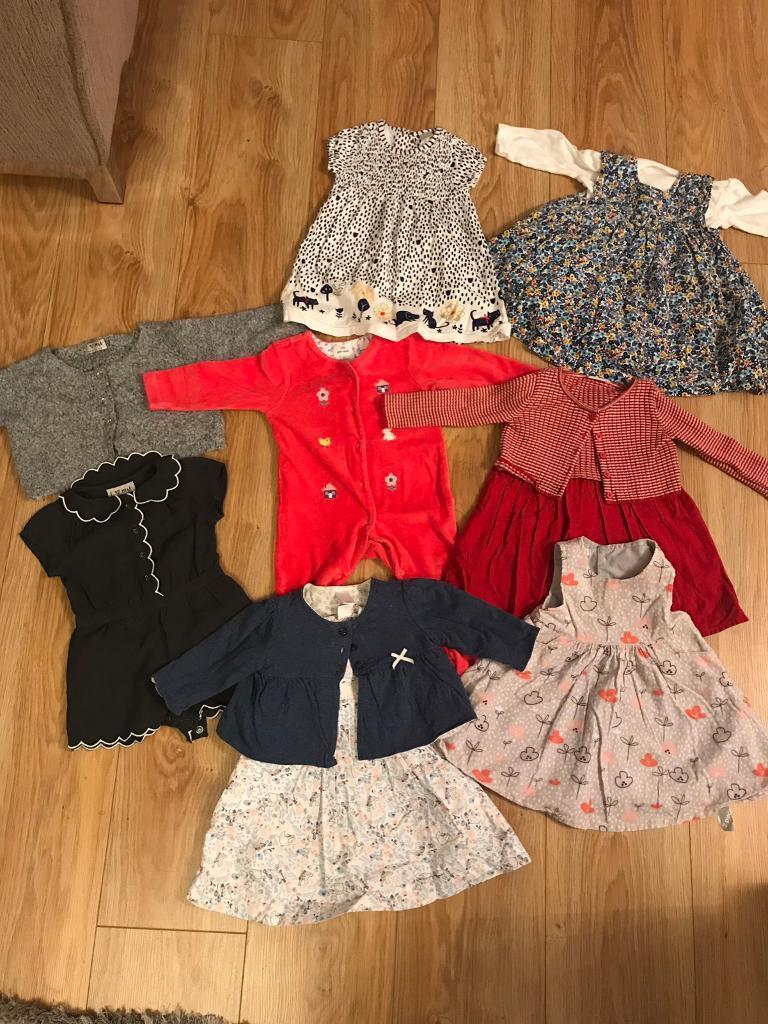 fa108ca9ab2e Baby girls bundle 3-6 months