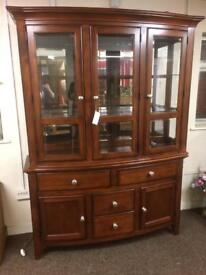 Display cabinet * free furniture delivery*