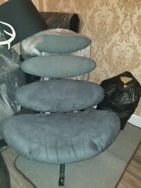 Grey chair only £60