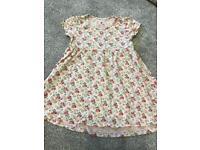 Next girls tunic dress 4-5 Years