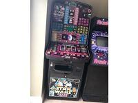 Star Wars arcade machine excellent condition!