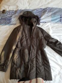 Womans Size 24 coat