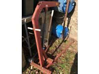 Engine Lift for sale - works but sold as scrap