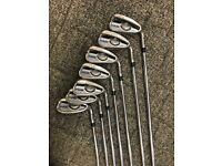 Ping G Irons 4-W