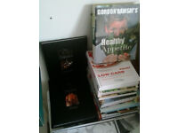 for sale 2 collection of cooking books