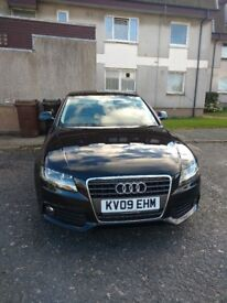 Audi A4, 2.0 TDI, Manual Transmission, Immaculate condition