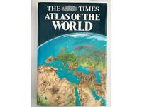 The Times Atlas of the World 1990 Edition
