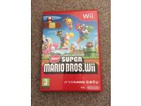 Super Mario Bros for Nintendo Wii