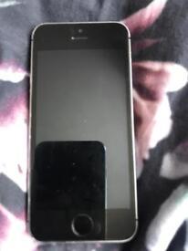 APPLE IPHONE 5S 16gb Black unlocked REPAIRS AND SPARES