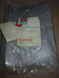 motorbike or bicycle cover - new unused and in original packaging