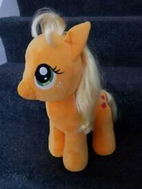 Build a bear my little pony applejack