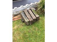 Free 5 concrete curb edgings