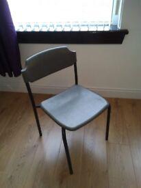 18 children's chairs