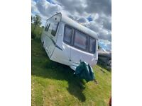 Abbey GTS 420 4 berth with motor mover £8500 ovno