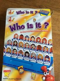 *Brand New* who is it?