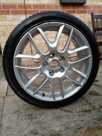 """SEAT LEON 18"""" BBS Wheel"""