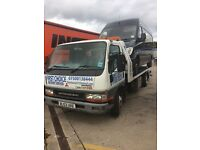 Recovery and transport services