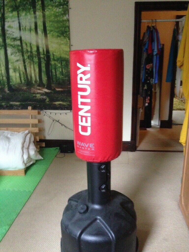 Boxing Bag Free Standing High Quality Century Wavemaster Half Price In Salford Manchester Gumtree