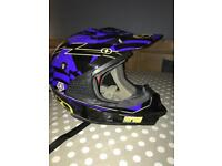 NOFEAR Optimal II Motorcross / Downhill Helmet