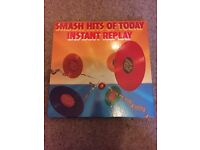 Smash Hits of Today - Instant Replay - Vinyl Collection Box Set - Reader's Digest