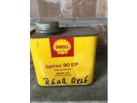 Shell Spirax 90 EP Gear Oil