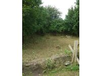 Land for sale in centre of springwell village. NE9 7PL