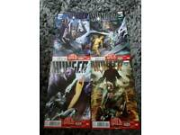 Hunger and infinity comics