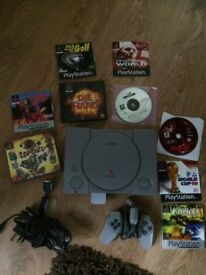 Original ps1 and games