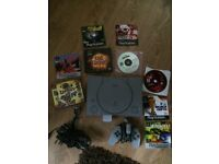 Original ps1 and games