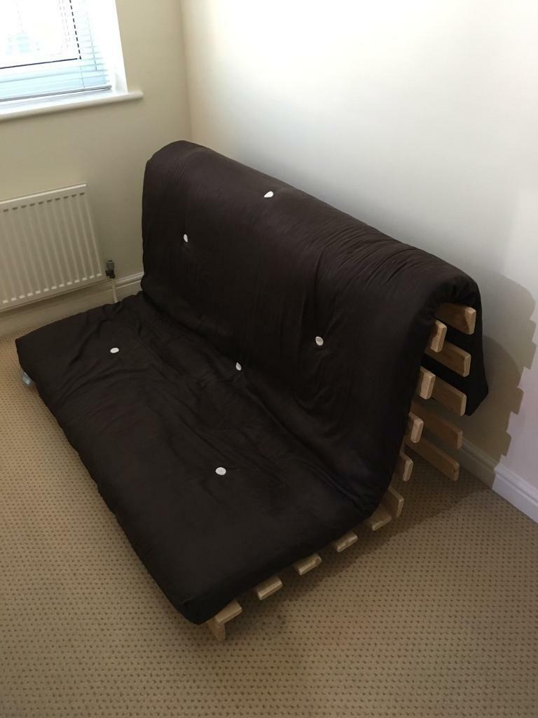 Futon double sofa / bed £30