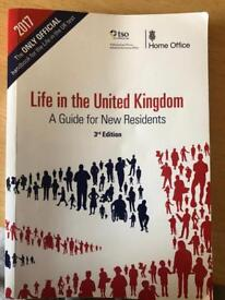 Life in the UK book, 2017