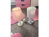 Girls lamps