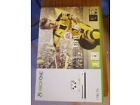 xbox one s 1TB FIFA 17 bundle Brand New unopened
