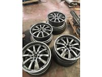 "Alloys 20"" Audi,VW"