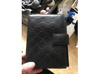 Genuine Gucci Filofax