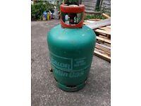 Empty 13l Calor gas bottle for bbq
