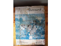 Bonnard. Hardback book. 160 pages. ISBN 0 500 09067 X. 100+ colour & b&w plates. £3 ovno.