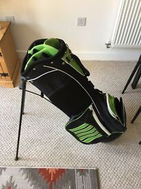 SnakeEyes Golf Stand Bag