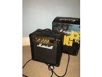 """Marshall 10 Watt Amplifier 6.5"""""""