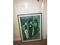 The Smiths The Queen is Dead Framed Poster