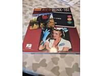 Best of Blink 182 drum book