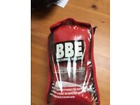 Brand new BBE Britannia Boxing Glove for sale Derby, never used, collection please.